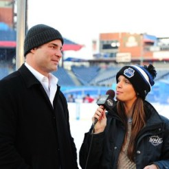 Eric Lindros winter classic 2012