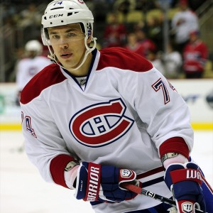 Montreal Canadiens defenseman Alexei Emelin