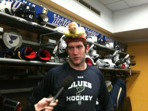 Backes career high in a season: 10'-11' where he potted 31G and added 31A (Jeff Ponder / Icon SMI)