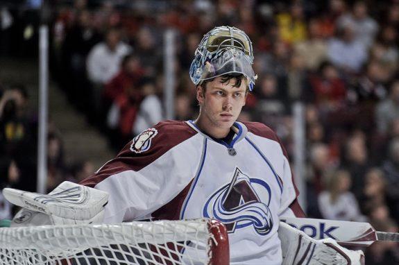 Semyon Varlamov contract