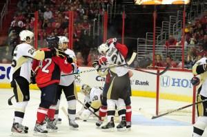 Pittsburgh Penguins - Washington Capitals