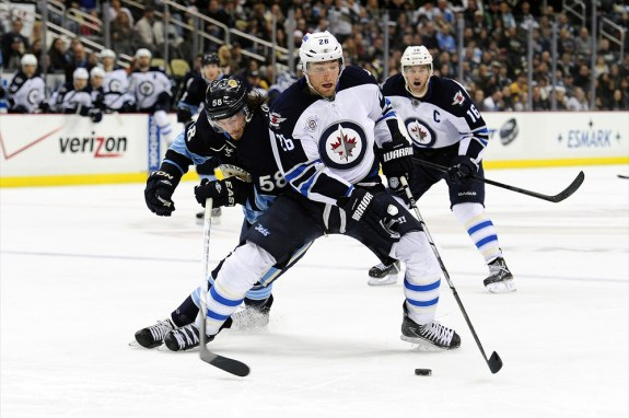 Blake Wheeler Winnipeg Jets.