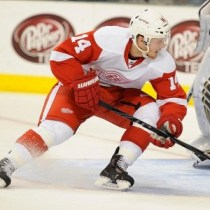 Gustav Nyquist, Red Wings, Detroit, Jerome Miron, Hockey, NHL