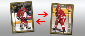 Chris Chelios Trade made by Ken Holland of the Detroit Red Wings