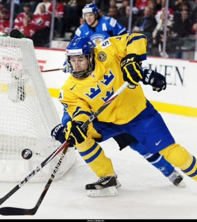 Filip Forsberg, Washington Capitals, WJHC, world juniors