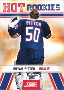 2010-11 Score #545 – Bryan Pitton
