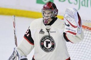 Ottawa Senators Francois Brassard