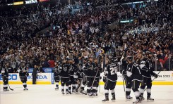 Comparing the 2014 LA Kings with the 2012 Stanley Cup Champion Kings