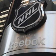 NHL Shield NHL Office Logo (sjsharktank - flickr)