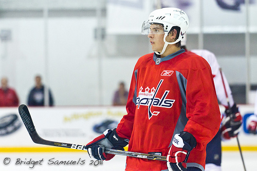 Caleb Herbert Capitals prospects update