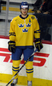 Johan Sundstrom, Islanders