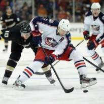 Jack Johnson is the other obvious candidate for the Blue Jackets' Captaincy (Jeff Gross/Getty Images)