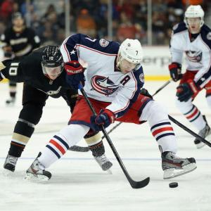 Jack Johnson to the Detroit Red Wings could be a viable trade.