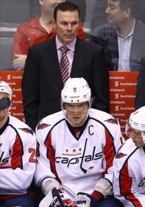 Alexander Ovechkin, Washington Capitals, NHL, NHL Playoffs, Adam Oates