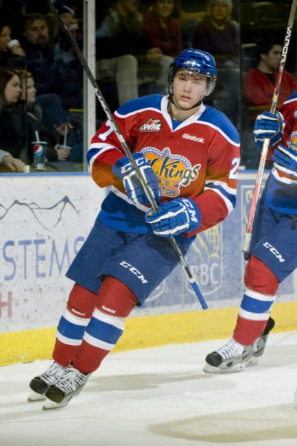 Will the Islanders look to draft the Edmonton Oil Kings' Curtis Lazar on June 30th? (Shoot the Breeze Photography)