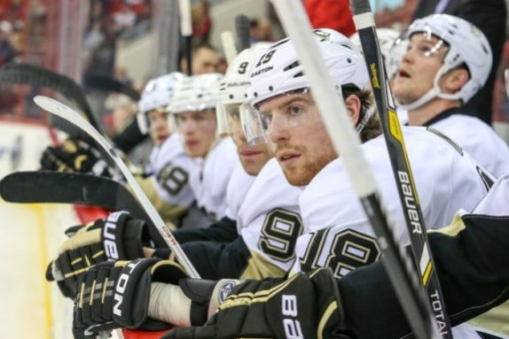 Pittsburgh Penguin James Neal - Photo By Andy Martin Jr