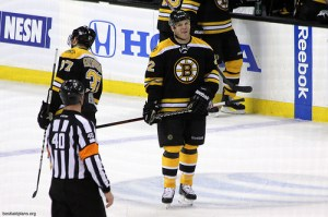 Shawn Thornton Bruins hockey