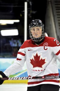 Hayley Wickenheiser (VancityAllie/Flickr)
