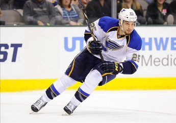 Chris Stewart - St. Louis Blues