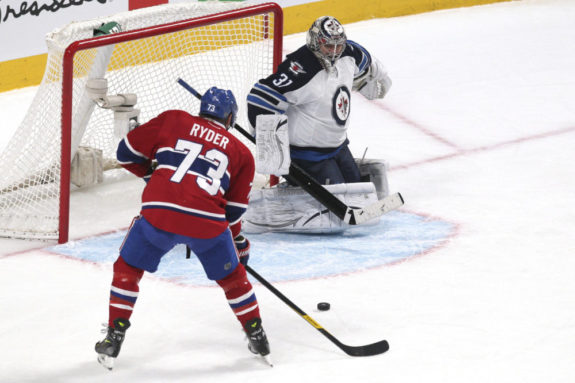 Michael Ryder has always been a scorer & the Devils hope that continues. (Credit: Jean-Yves Ahern-USA TODAY Sports)