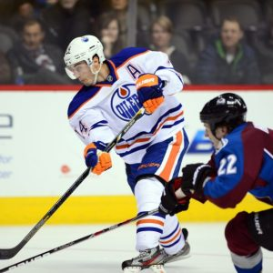 Jordan Eberle (Ron Chenoy-USA TODAY Sports)