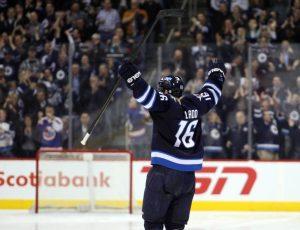 Andrew Ladd, Daughter, NHL, Winnipeg Jets, Hockey, NHL