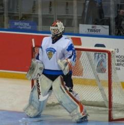 Juuse Saros (Photo: Miika Arponen)