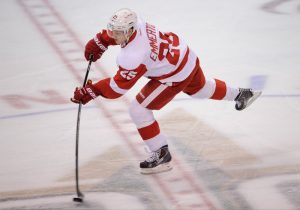 Cory Emmerton, Detroit Red Wings, Red Wings, NHL, Detroit, Youth