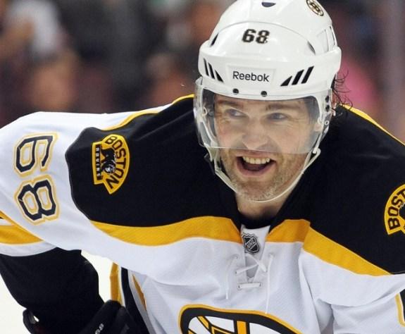 Jaromir Jagr, Bruins