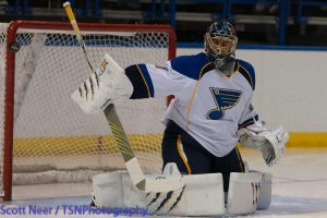 Goaltender Jaroslav Halak (TSN Photography)