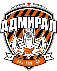 With the name chosen by fans, Vladivostok Admirals new logo highlights the city's marine heritage.