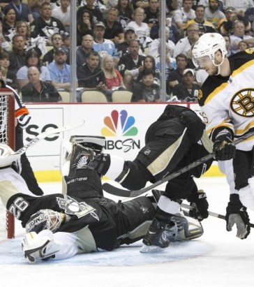 Tomas Vokoun had a magnificent playoff run in the goal for the Pittsburgh Penguins. (Charles LeClaire-USA TODAY Sports)