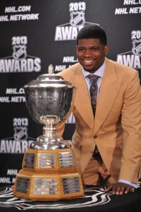 PK Subban Norris Trophy