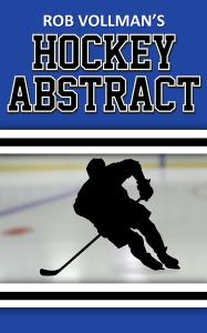 Rob Vollman - Hockey Abstract - Book Cover