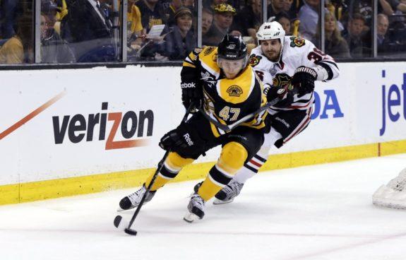 Torey Krug, Boston Bruins