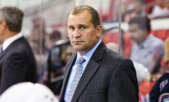Todd Richards Named Assistant Coach of Tampa Bay Lightning