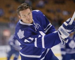 Maple Leafs David Clarkson