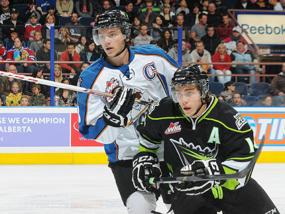 Edmonton and Kootenay are two teams to watch (photo whl.ca)