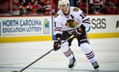 Patrick Sharp Trade Completes Nill's July Hat Trick