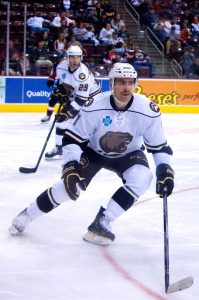 Hershey Bears versus Binghamton Senators. (Annie Erling Gofus/The Hockey Writers)