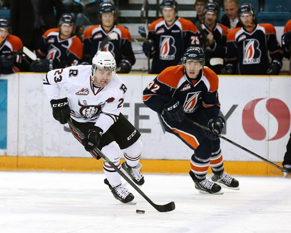 The Red Deer Rebels have been winning of late (photo whl.ca)