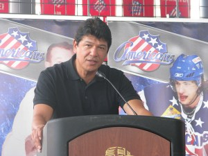Ted Nolan (Lets Go Amerks/flickr)