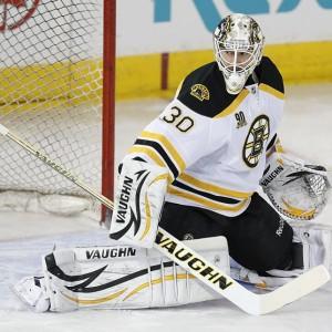 Chad Johnson Boston Bruins