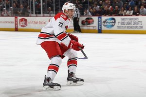Jared Staal Photo Credit: ( Gregg Forwerck/Charlotte Checkers)