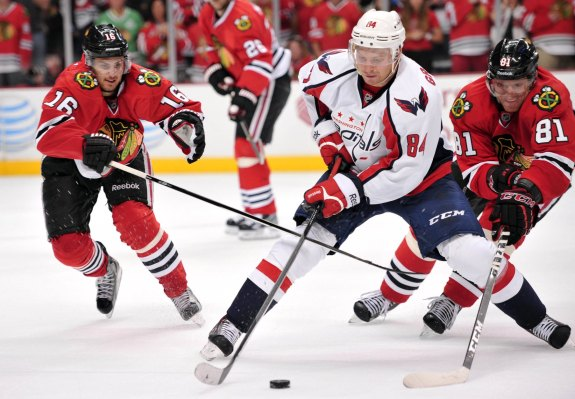 Washington Capitals' Unrestricted Free Agents