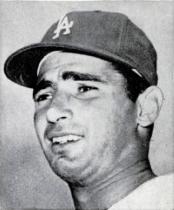 Koufax in 1961