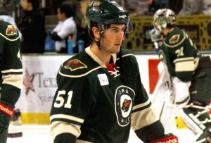 Chuck Fletcher unwisely chose Zack Phillips at 28th overall in 2011.