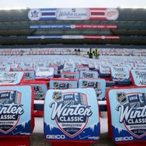 Winter Classic, Phaneuf extension, NHL, Hockey, Maple Leafs, Red Wings,