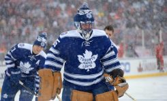 Jonathan Bernier Traded to the Anaheim Ducks