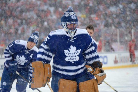 Jonathan Bernier, Toronto Maple Leafs, Hockey, NHL, Tom Turk, THW, Team Canada, Olympics